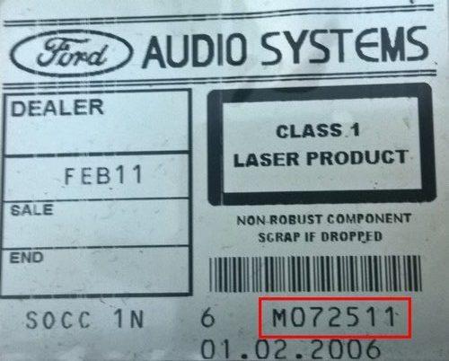 Ford Serii M