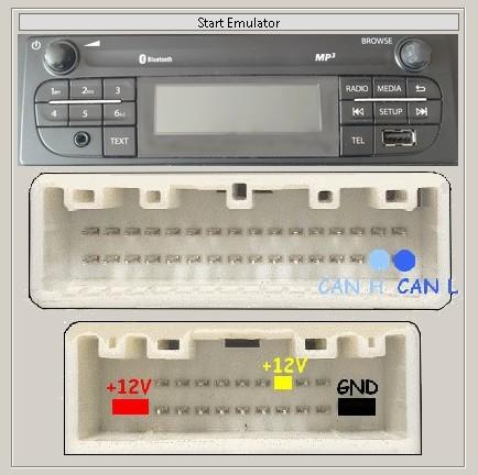 emulator canRenault1